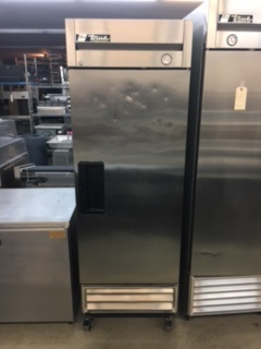 True 1 Door Freezer