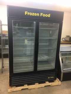 True 2 Door Merchandiser Freezer