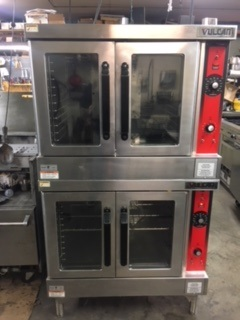 Vulcan Double Stack Convection Oven