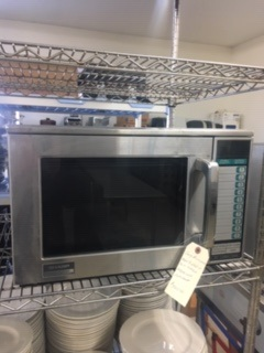 Sharp 1600 Watt Microwave