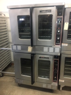 Garland Double Stack Convection Oven