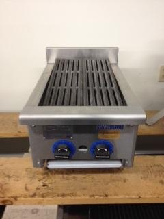 Rankin Deluxe Broiler