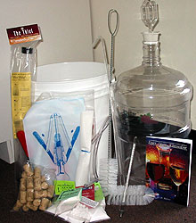 Beer & Wine Making Supplies